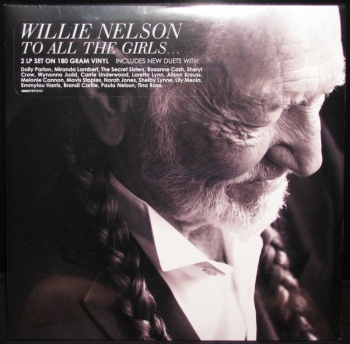 Willie Nelson - To All The Girls... 2 x 180g Vinyl LP (MOVLP917)