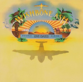 Wishbone Ash - Live Dates Double 180g Vinyl LP