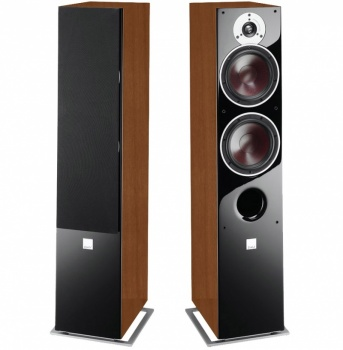 Dali Zensor 7 Speakers - Light Walnut - Damaged Packaging