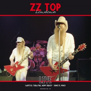 ZZ Top - Lowdown Live June 15th 1980 Vinyl LP (BRR4001)
