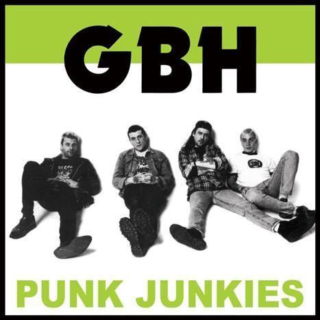 Gbh Punk Junkies Vinyl Lp Ph200