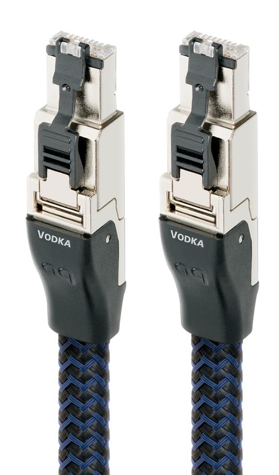 Audioquest Vodka Ethernet Cables