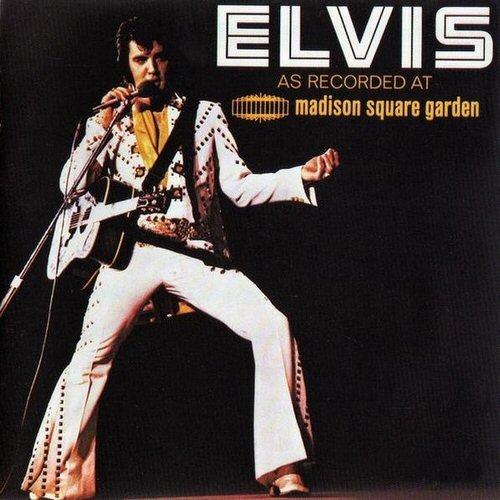 Elvis Presley As Recorded At Madison Square Garden Vinyl Lp