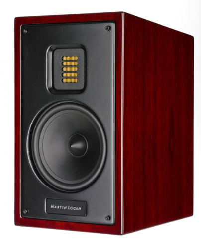 Inspired By MartinLogans Ultra High End Electrostatic Loudspeakers The MotionR Series Was Created To Provide Stunning Sound For Your Ultimate Performance