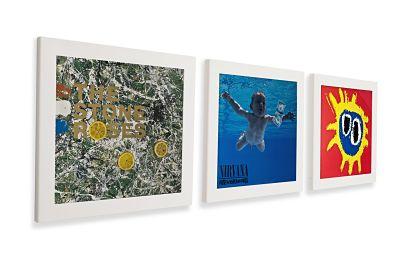 Art Vinyl Play Amp Display Flip Frame Triple Pack