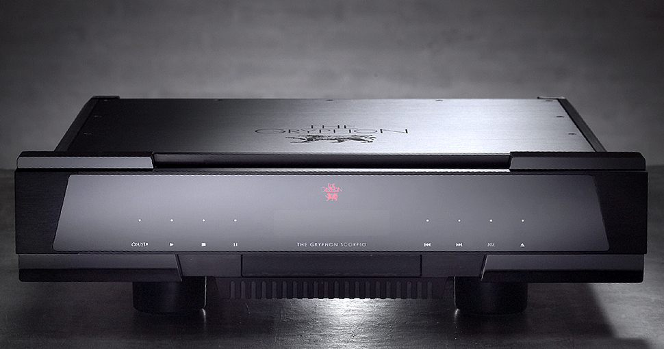 Gryphon CD Players