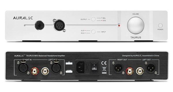 Auralic Headphone Amplifiers