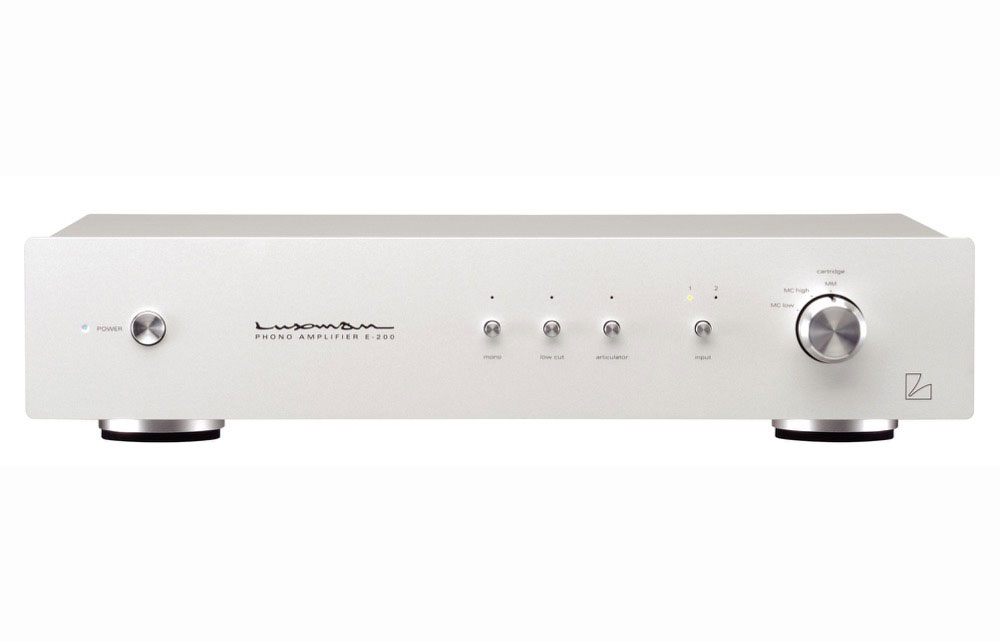 Luxman Phono Stages