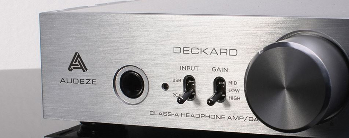 Audeze Headphone Amplifier