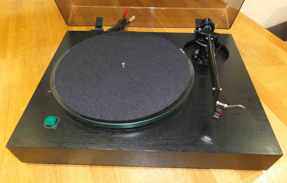 Manticore Turntables