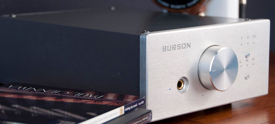 Burson Audio Headphone Amplifiers
