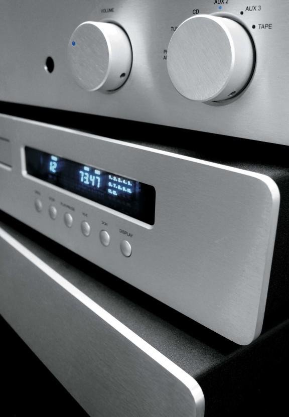 Exposure 2010S2 CD Player