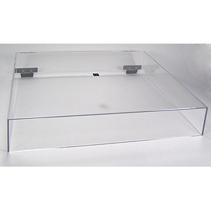 Rega Clear Turntable Dustcover (Fits all Rega Turntables Old & New)