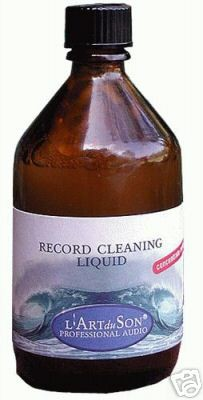 L'Art Du Son Vinyl Record Cleaning Fluid