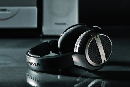 Sennheiser HD448 Headphones (Closed Back)