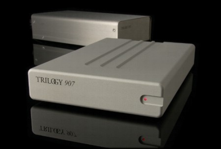 Trilogy 907 Twin Chassis Phono Preamplifier