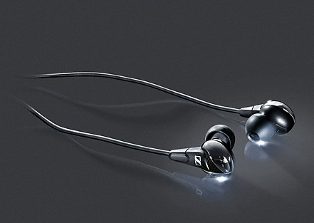 Sennheiser CXC 700 Ear-Canal Headphones