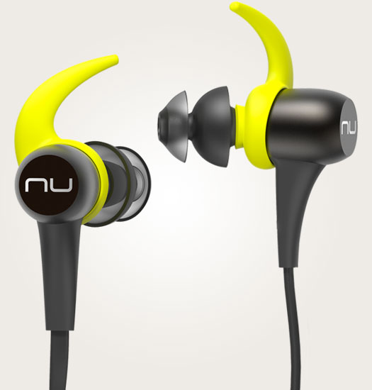 NuForce BE Sport3 Wireless Bluetooth In-ear Headphones