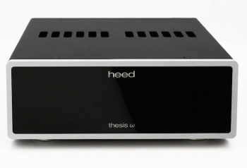 Heed Thesis Omega Mono Power Amplifier