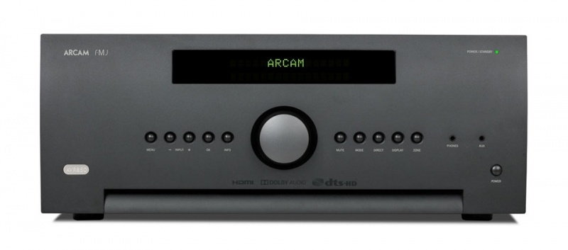 Arcam AVR850 AV Receiver - Ex Display