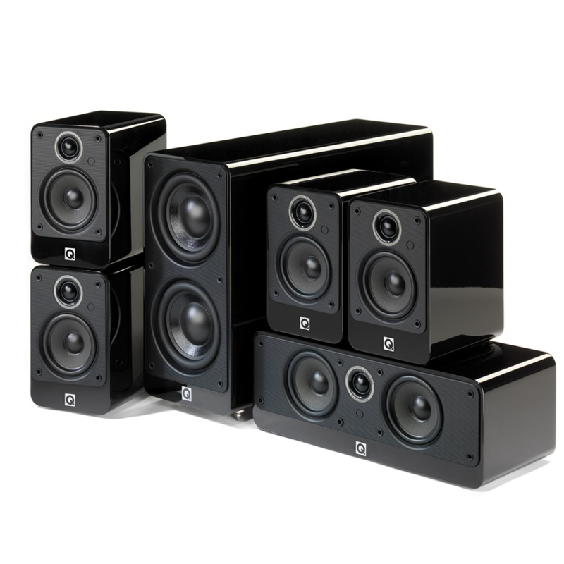 Q Acoustics 2000 Series 5.1 Speaker Package