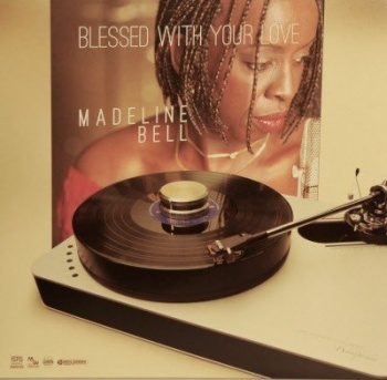 STS Digital Madeline Bell - Blessed With Your Love Vinyl LP (STS6111144LP)