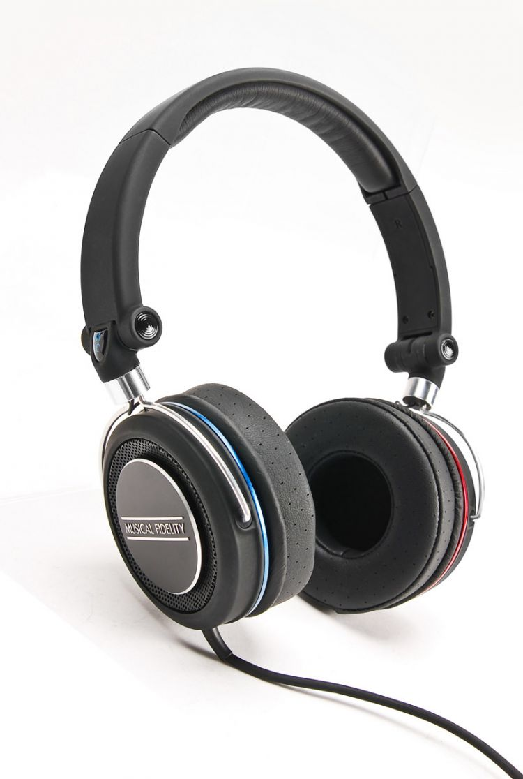 Musical Fidelity MF-100 Headphones - Summer Sale!
