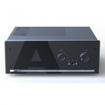 AVID Sigsum Integrated Amplifier (Black) - With Built in Pulsus Phono Stage - Ex Demonstration