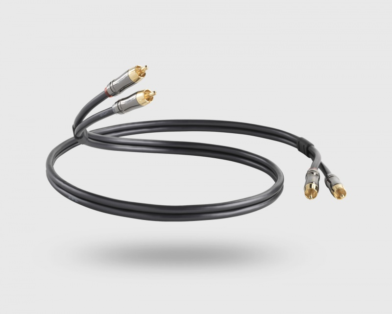 QED Performance Audio Graphite Interconnects