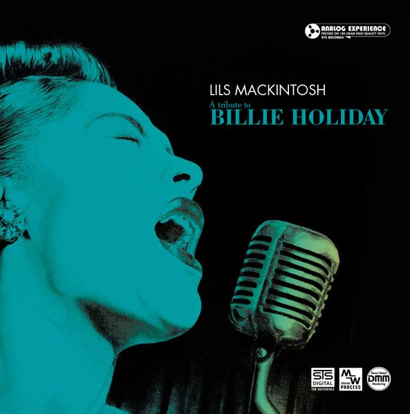 STS Digital: Lils Mcintosch - Sings Billie Holiday Audiophile Vinyl LP (6111141)