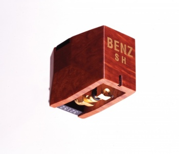 Benz Micro - Wood Body S MC Cartridge