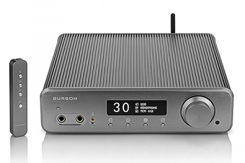 Burson Audio Conductor 3 Reference Headphone Amplifier, Dac, Preamplifier