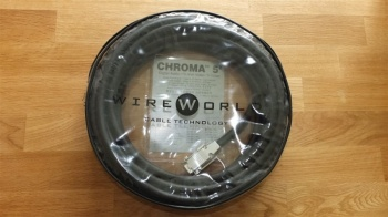 WireWorld Chroma 5 HD15 VGA Cable - 7.0m
