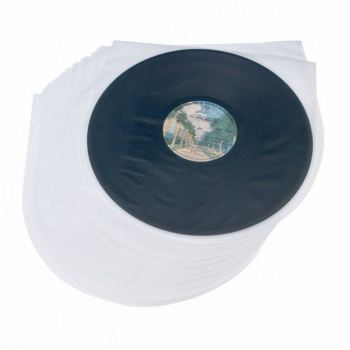 Analogue Studio 12'' Inner Record Sleeves - Pack of 50