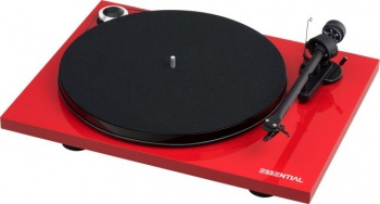Pro-Ject Essential III Phono Turntable (With Built In Phonostage)