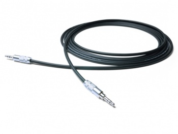 Oyaide HPC-62 2.5m Headphone Cable (6.3mm to 3.5mm)