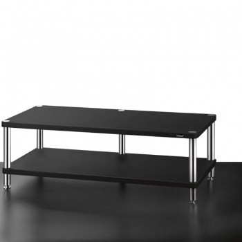 Solidsteel HW-2L Wide Hi-Fi Equipment Rack