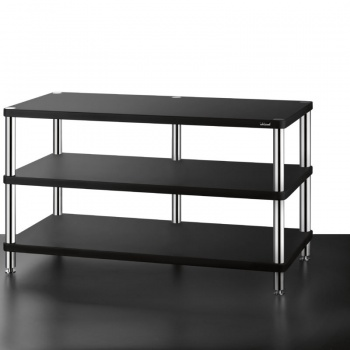 Solidsteel HW-3L Wide Hi-Fi Equipment Rack