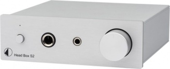 Pro-Ject Head Box S2 Headphone Amplifier