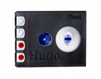 Chord Electronics Luxury Leather Hugo 2 Case