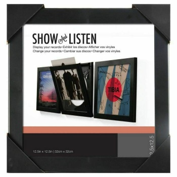 Show & Listen Vinyl Display Frame