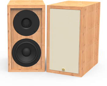 Ifi Audio ''Retro'' LS3.5 Speakers