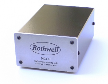 Rothwell MC1-H Step Up Transformer