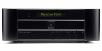 Meridian 818v3 Reference Pre Amplifier - Audio Controller
