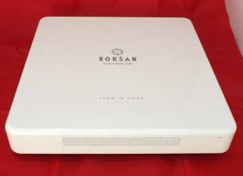 Roksan Oxygene Integrated Amplifier (white) Pre-Owned