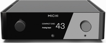 Rotel Michi P5 Control Amplifier