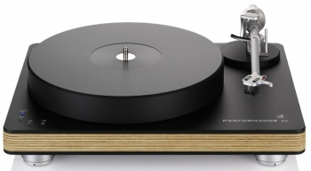 Clearaudio Performance DC Wood Turntable Package (MC)