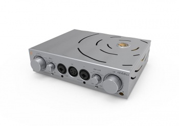 iFi Audio Pro iCan Fully Balanced Headphone / Line Stage Amplifier