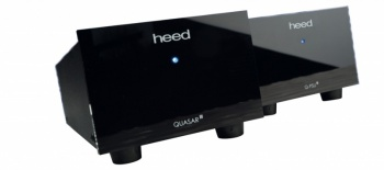 Heed Questar MC Phono Stage with Heed Q-PSU
