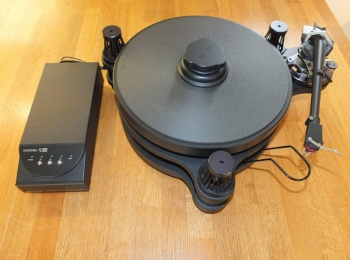 SME 15A Turntable With SME 309 Tone Arm and Transfiguration Axia  Cartridge - Pre Owned